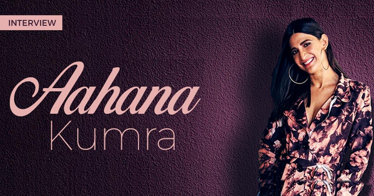 Aahana KumraInterview Talentown