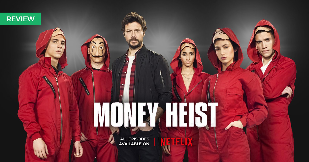 Money Heist Talentown