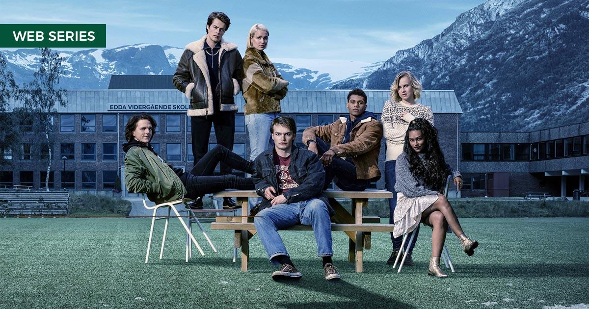 Ragnarok Netflix Talentown