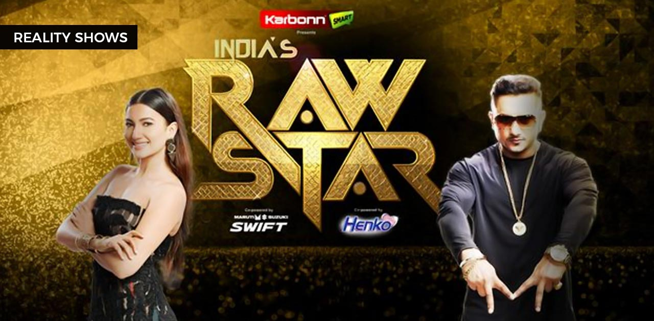 Raw Star Reality Shows Talentown