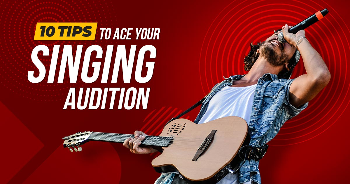 10 Tips for Singing Auditions
