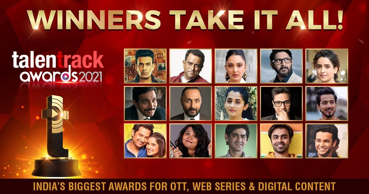 Talentrack Awards 2021
